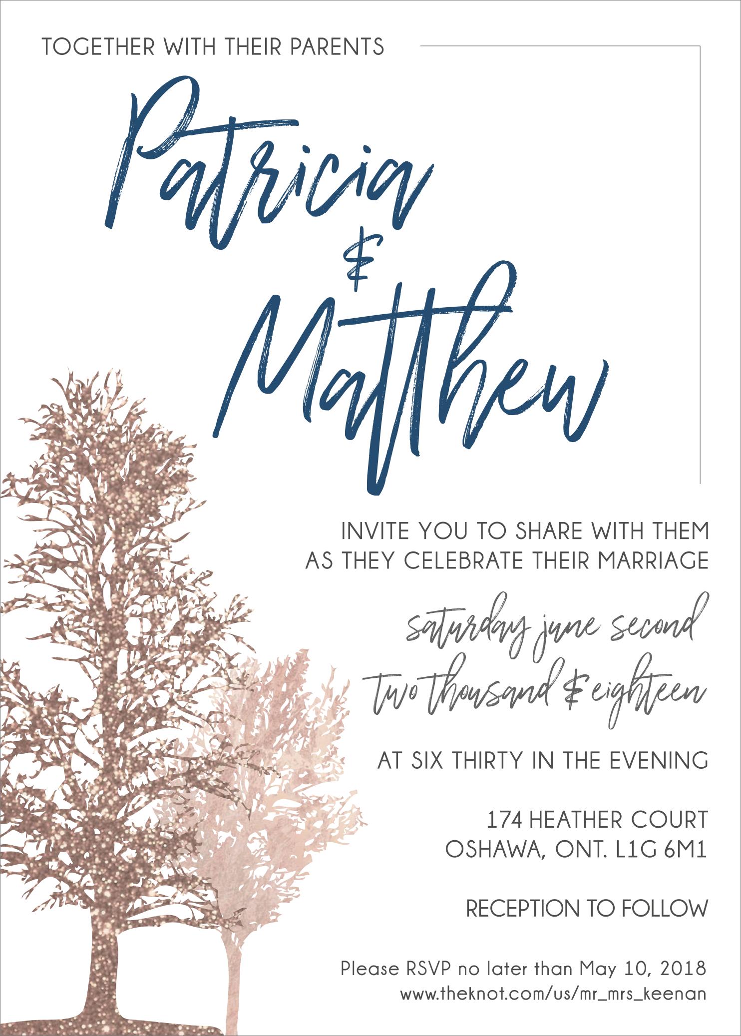 Patricia & Matthew • June 2018