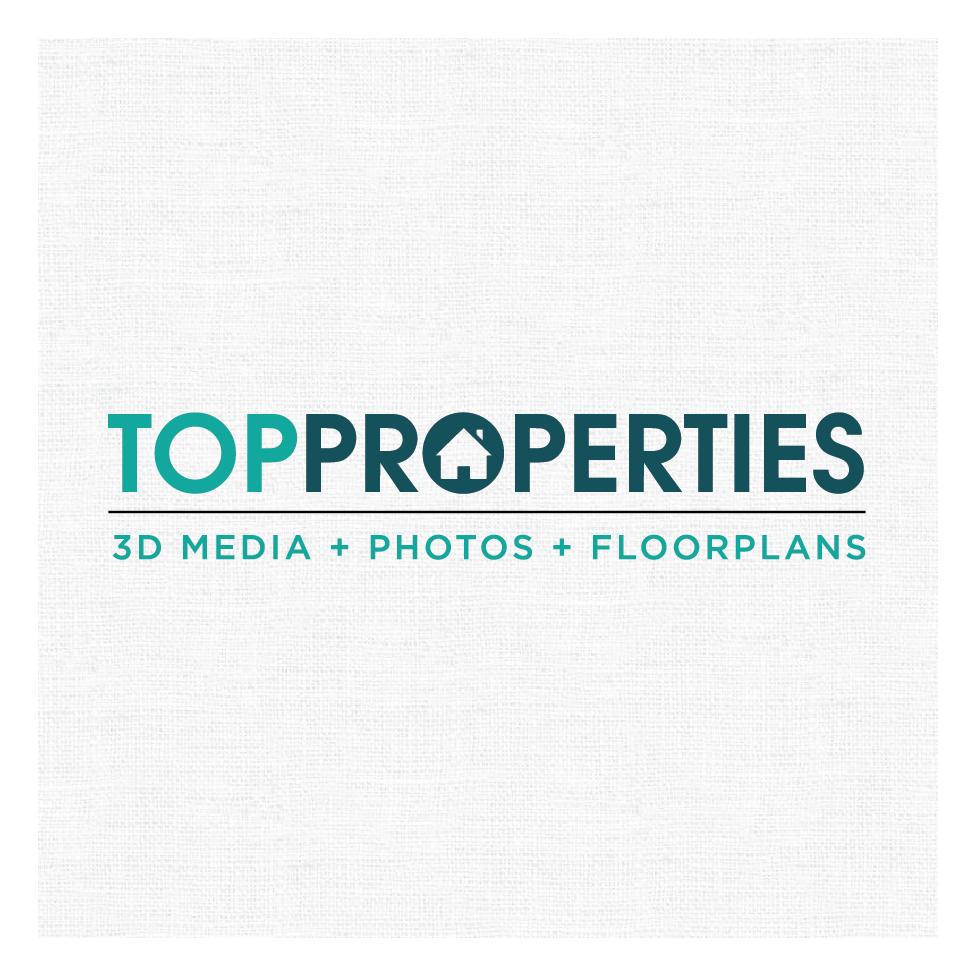 Branding / Logo Design for Top Properties