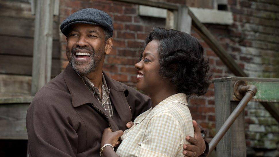Denzel Washington and Viola Davis (Paramount Pictures)