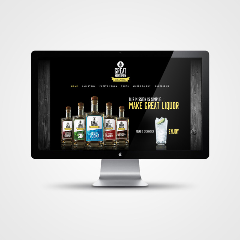 www.greatnortherndistilling.com