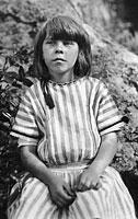 Tove Jannson,age nine, 1923