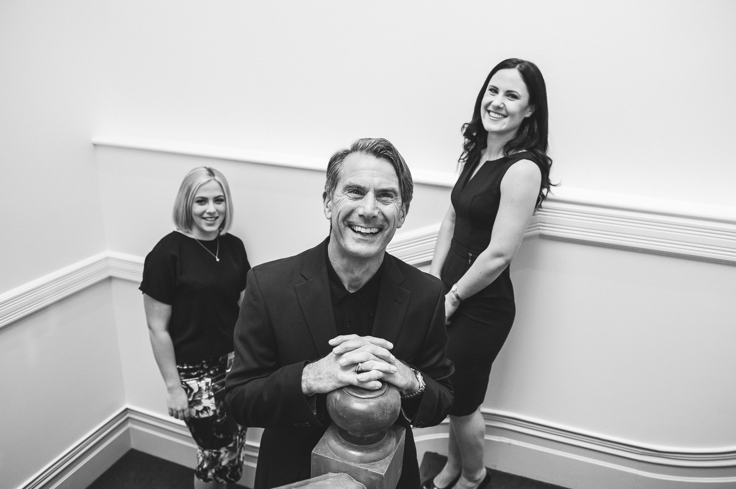 Ross Knight Corporate Portrait Shoot in Auckland, New Zealand on October 18, 2014.