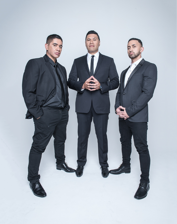 The Koi Boys Promo Shoot