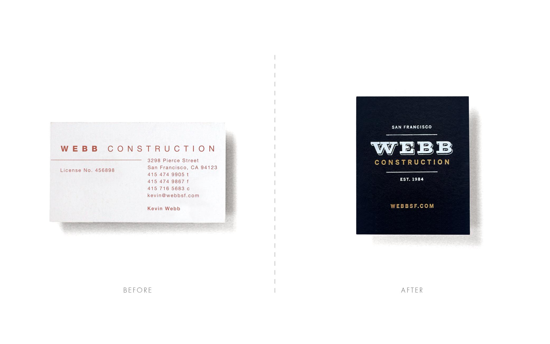Webb Construction