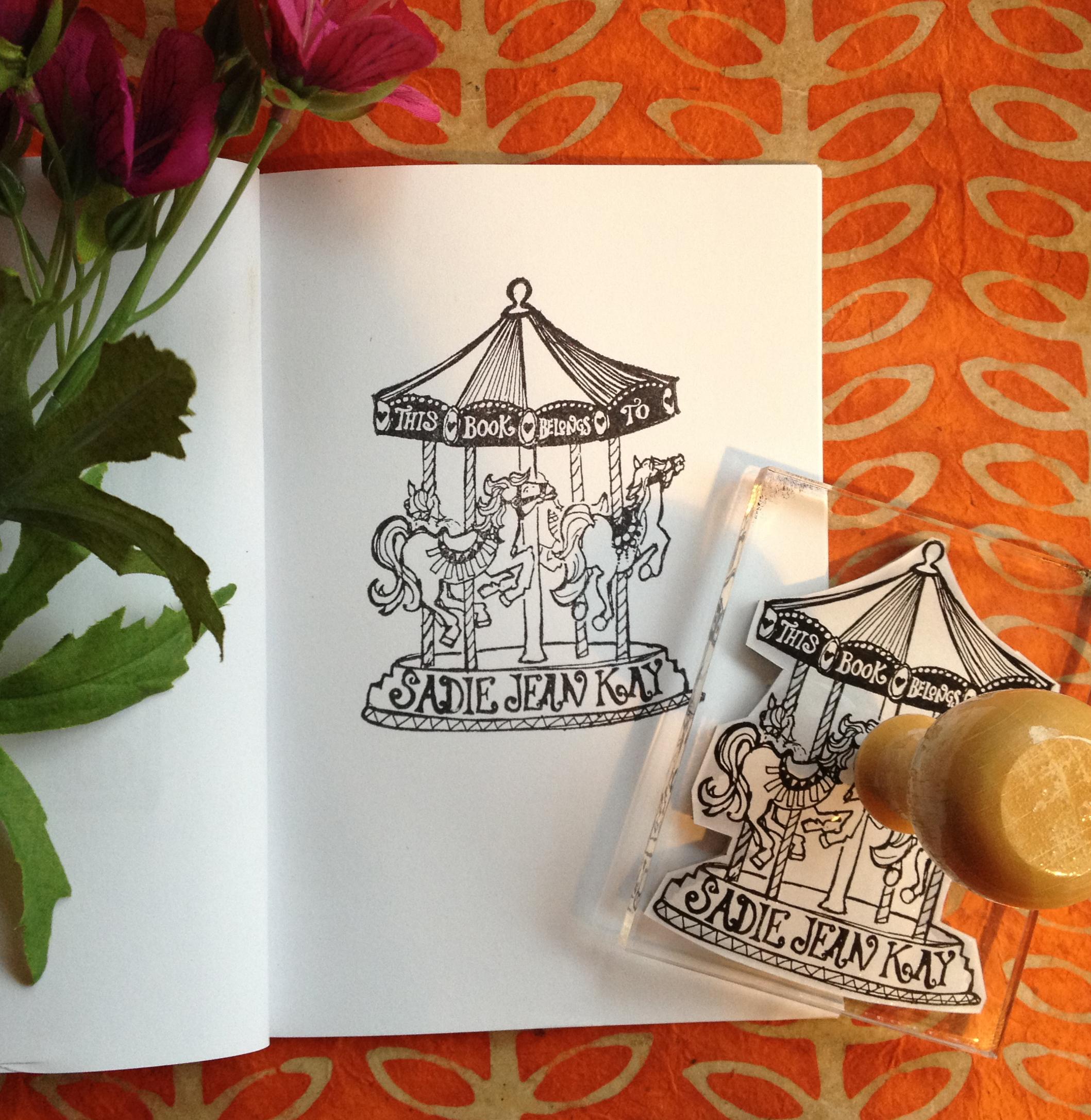 Ex Libris - Carousel