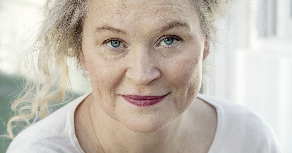 Stina Wirsén. Foto Maria Annas.