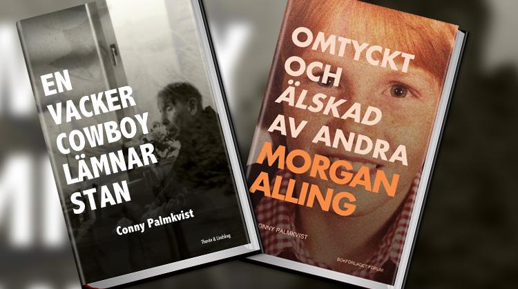 Endast dummy-omslag, och arbetstitlar på båda böckerna.