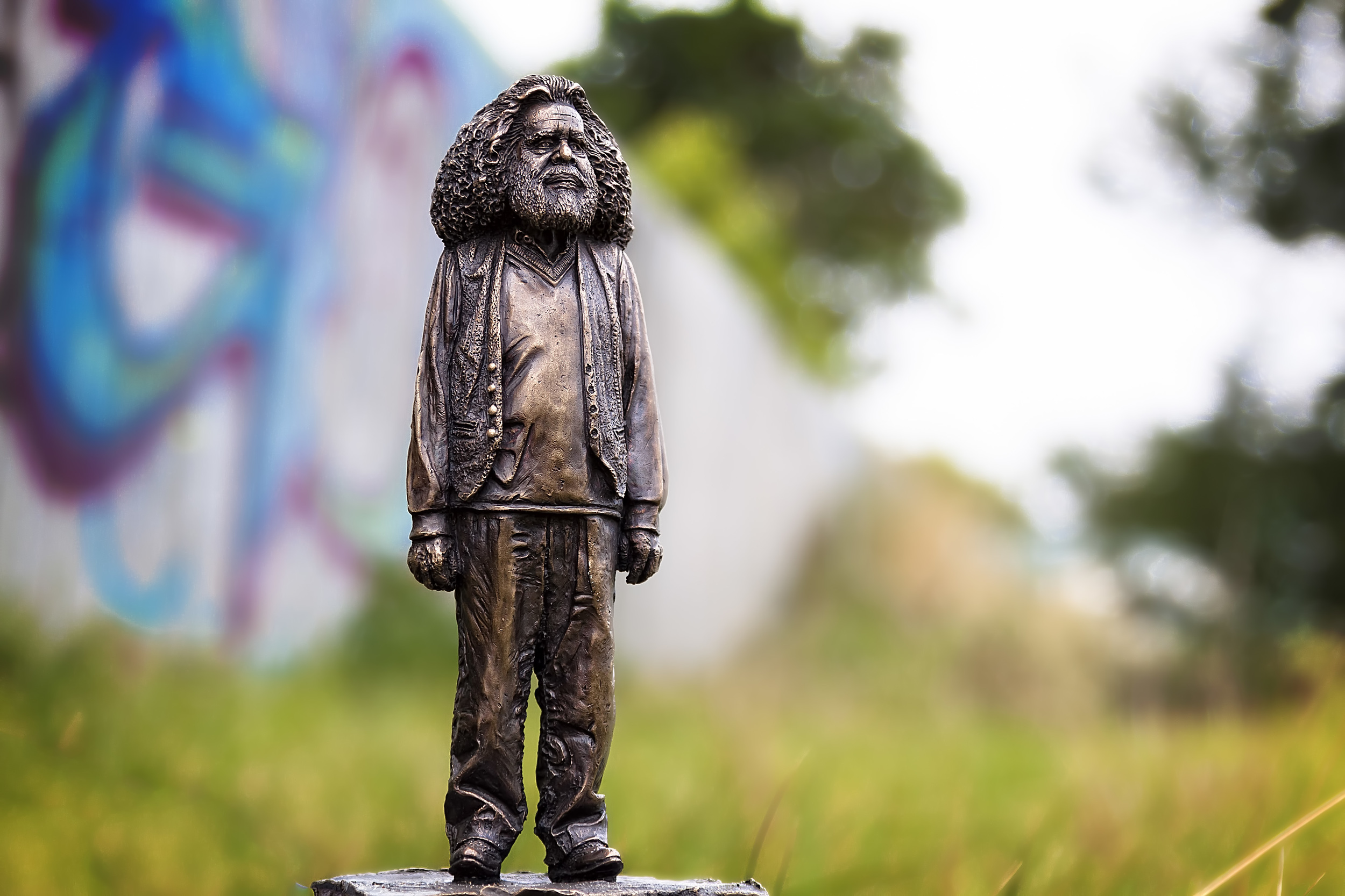 'Uncle Jack Charles, Significantly Small'