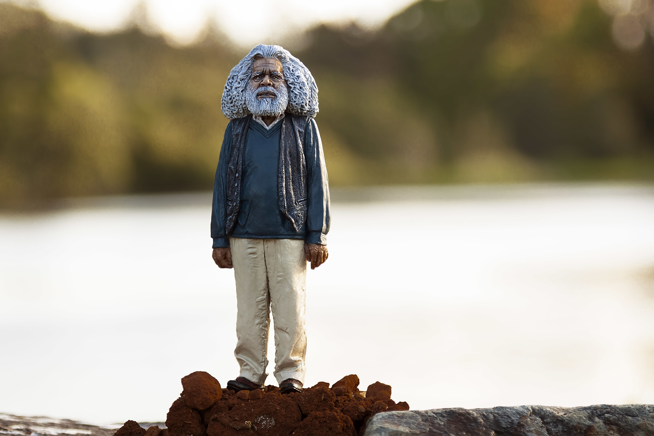 'Uncle Jack Charles, Significantly Small' 2013
