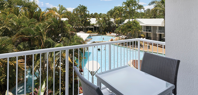 Port Douglas Resorts Hotel Room Balcony.jpg
