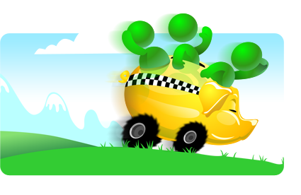 Cheap, fast and environmental friendly    Enjoy a ride and split your expenses. Not only that you're saving your money, this is also much faster way to get a taxi. Let's prevent climate changes together!