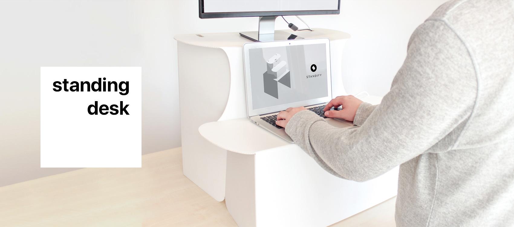 Standify standing desk