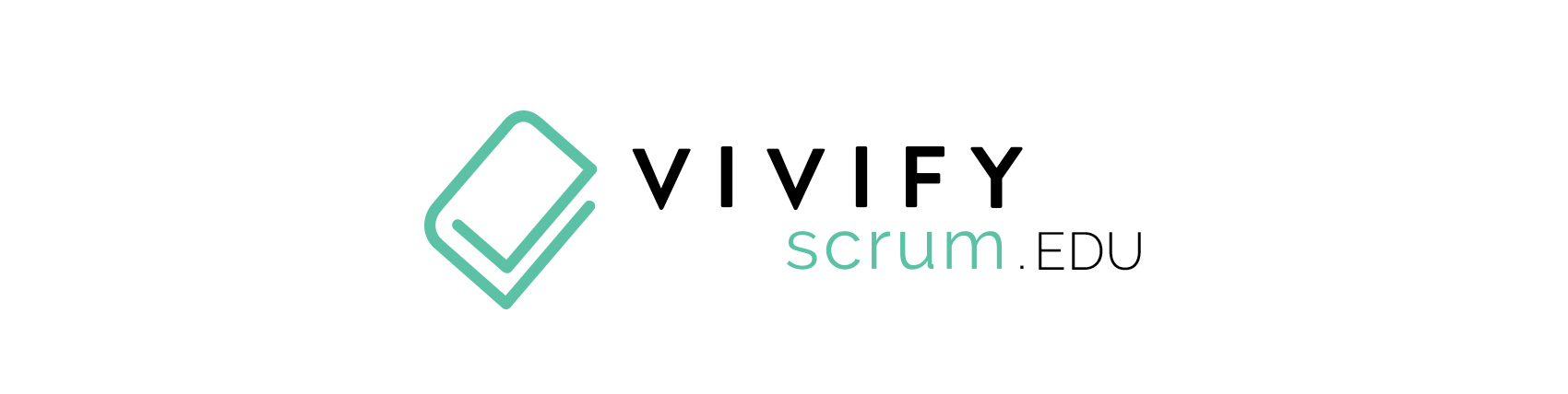 VivifyScrum EDU logo