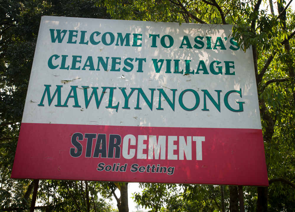 Cleanest village in Asia