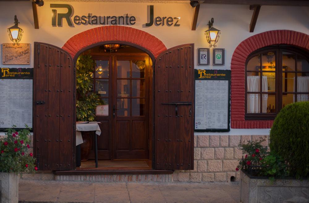 Restaurant in Ronda