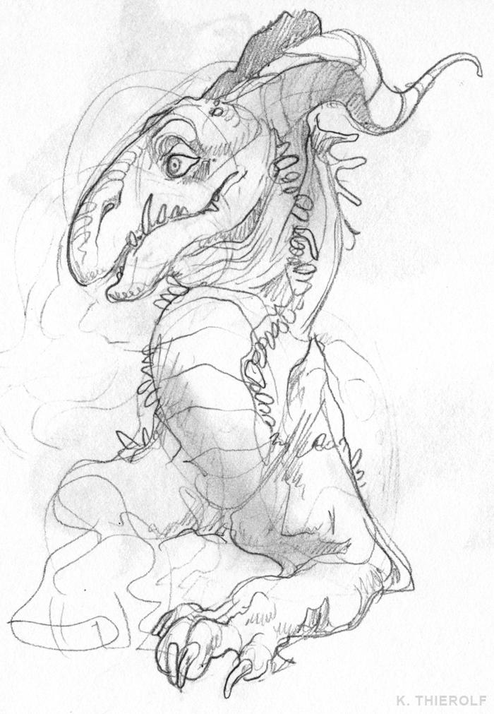 Dragon-Beast