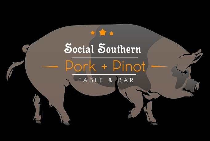 Join us for our 5 course Pork + Pinot Dinner Wednesday November 18 at 6:30pm  1st Course Tete de Porc Torchon comeback sauce, celery pea salad La Crema Pinot Gris, Monterrey  2nd Course Candied Belly satsuma, turmeric popcorn, corn shoots Champ de Rêves Pinot Noir Blanc, Anderson Valley  3rd Course Grilled Ham Steak  agrodolce, LA shallot, cheese pumpkin, chiccarone Gran Moraine Pinot Noir, Yamhill-Carlton  4th Course Roasted Loin smothered cabbage, turnips Champ de Rêves Pinot Noir, Anderson Valley  5th Course Bacon Candied Apple cardamom ice cream Carmel Road Pinot Noir, Monterrey  Tickets are $85, all-inclusive and can be purchased