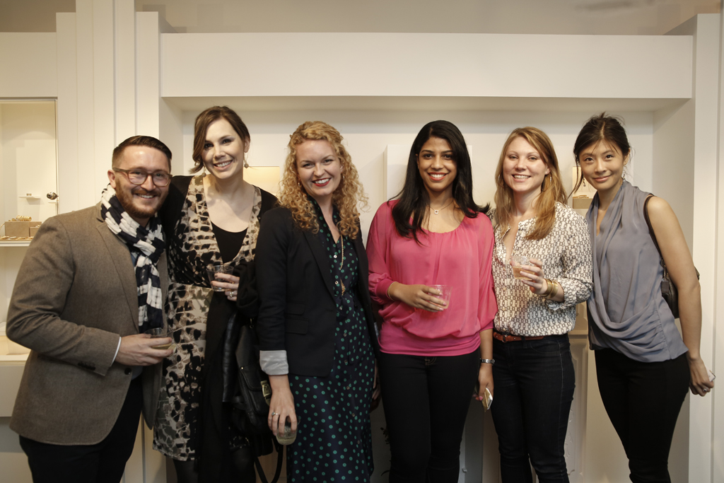 Jove Meyer, Brandi of  AlexisJuneCreative , Rebecca of  Schone Design , Ashley of  DulceDreamEvents , Jennifer of  Cyrience Photo , Ilivia of  Better Ever After .