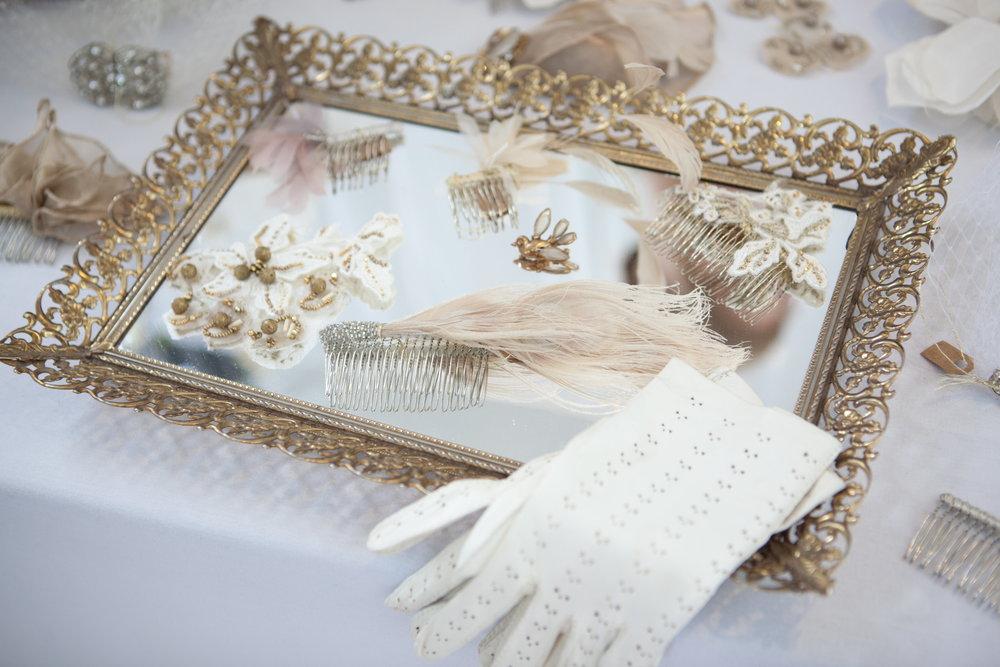 Pretty pieces at  Anna Mains ....