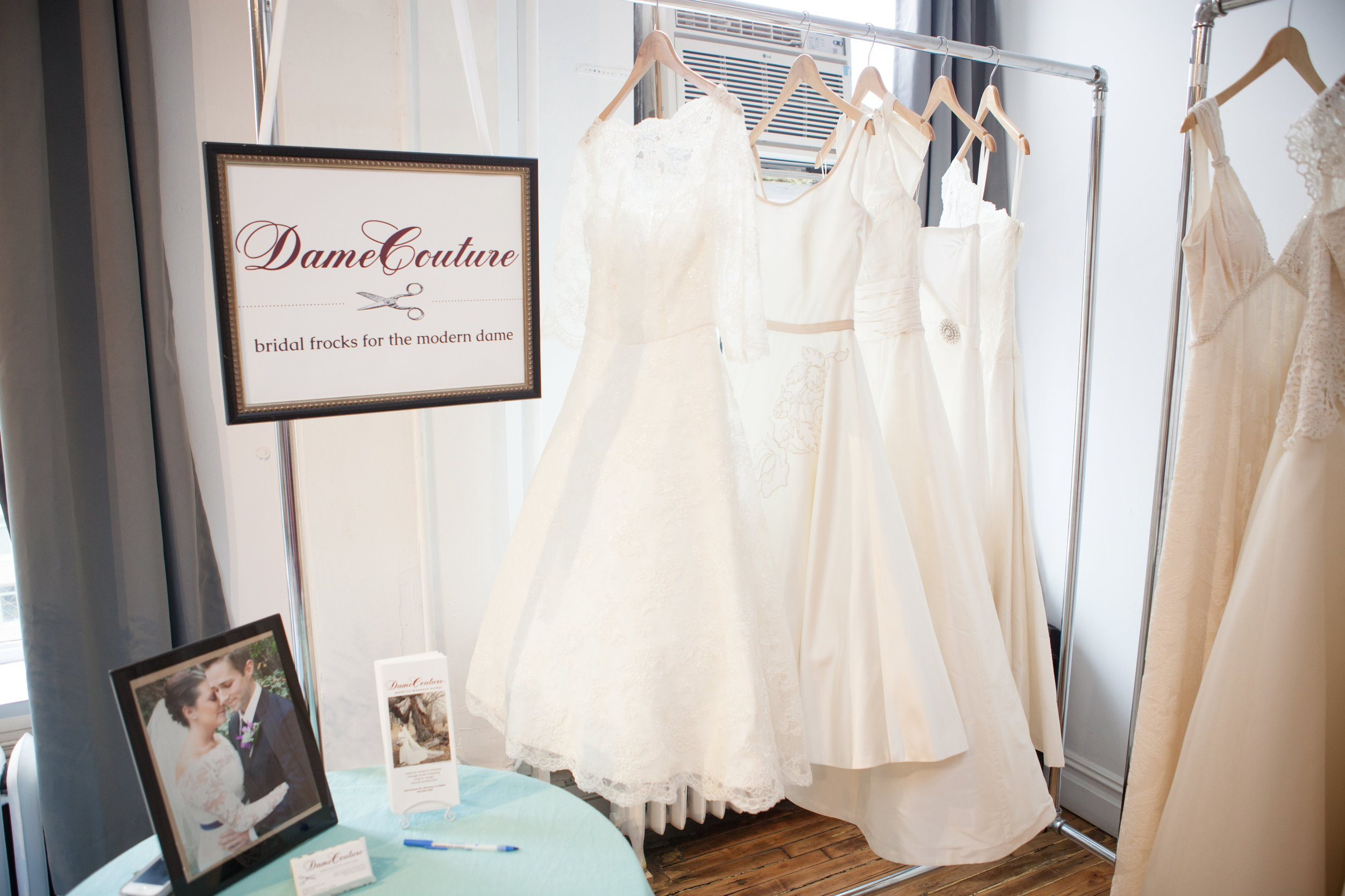 Dame Couture , she is from Chicago and makes lovely vintage inspired dresses, check her  out !