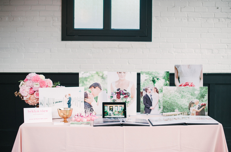 Jaine's table! (Brklyn View Photography)