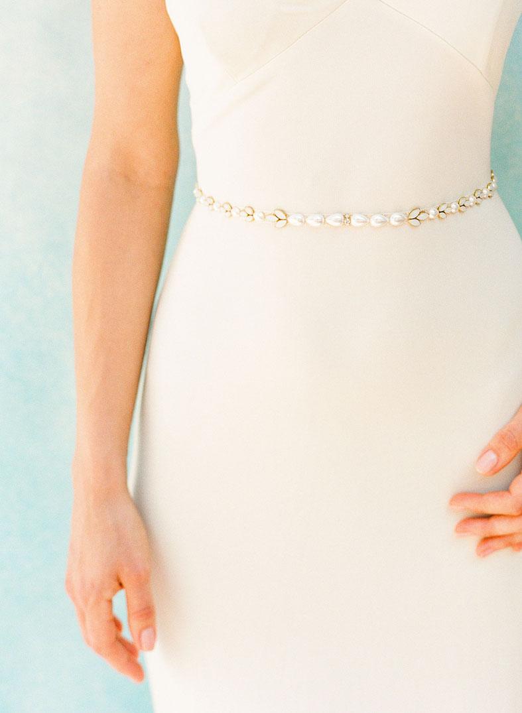 hushed commotion belt pearl ivory gold shimmer detail.jpg