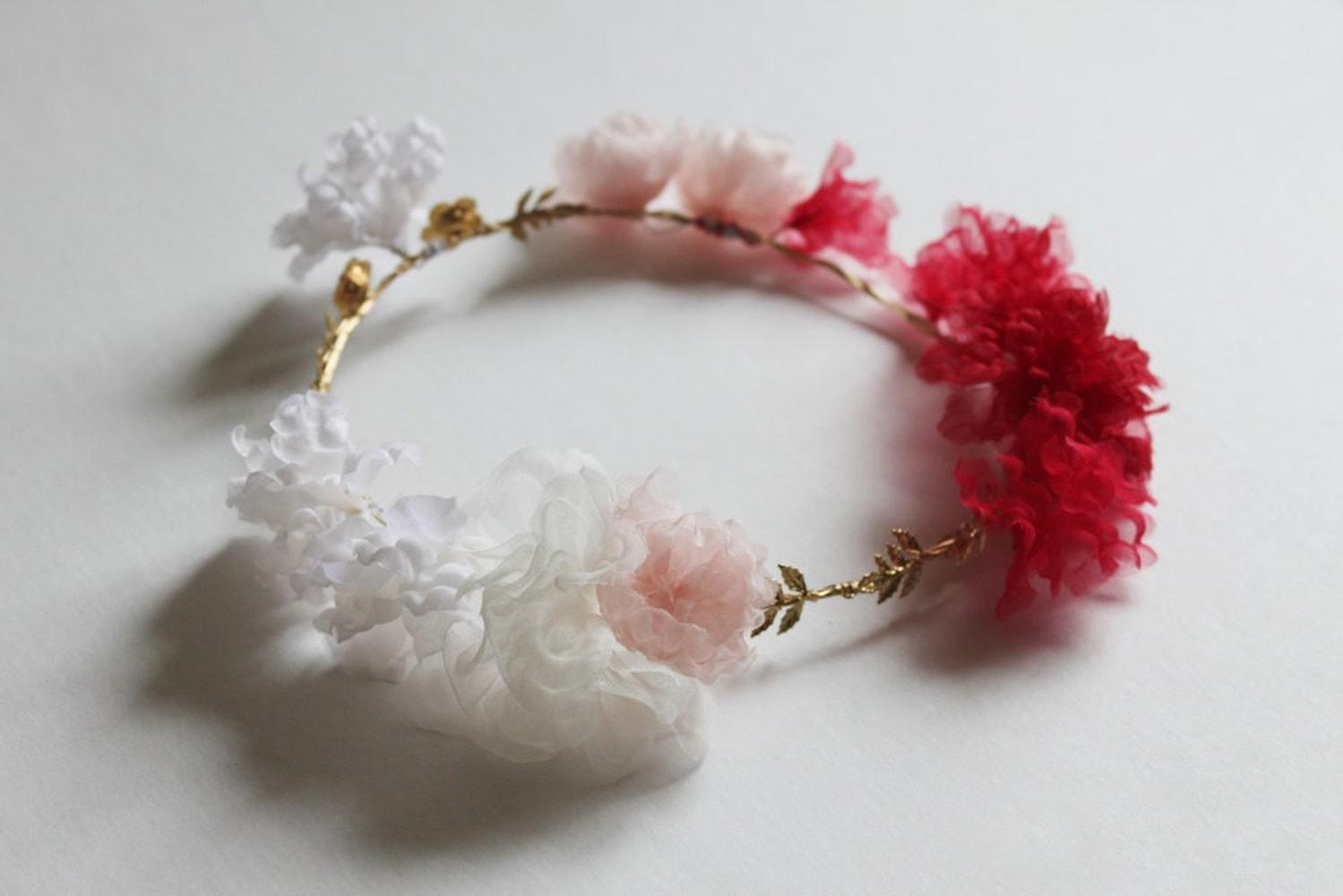 Custom Floral Hairband