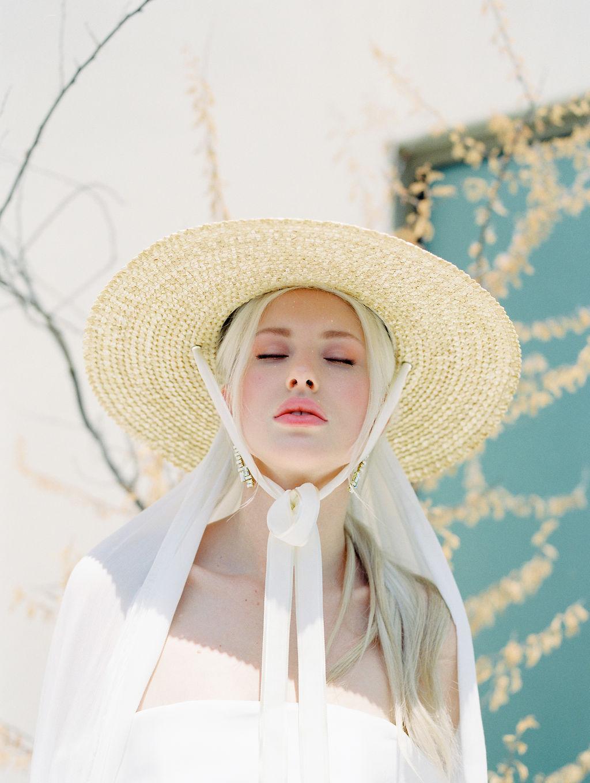 Louisa bridal veil