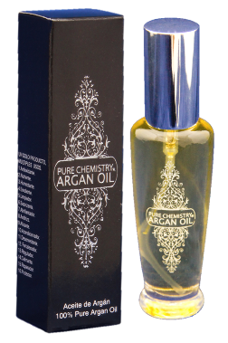 Pure Chemistry Argan  Oil   Spray