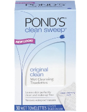 Pond's Clean Sweep Cleansing & Make-up