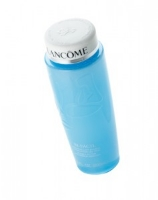 Her favorite lash remover   Lancôme Bi-Facil Double-Action Eye Makeup Remover ($28, lancome.com) works wonders on unsticking false lashes, says Espino.