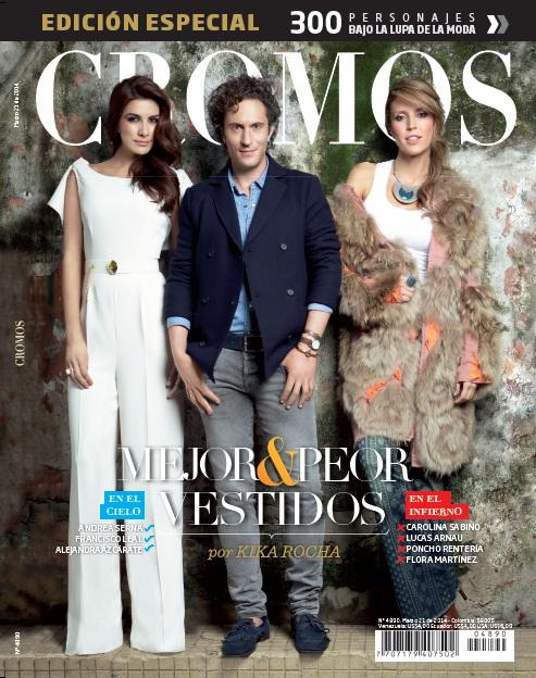 Fotos: María Elisa Duque /  Revista Cromos