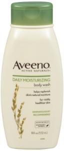 Daily Moisturizing Body Wash
