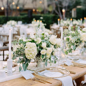 TABLE SETTINGS & DECOR