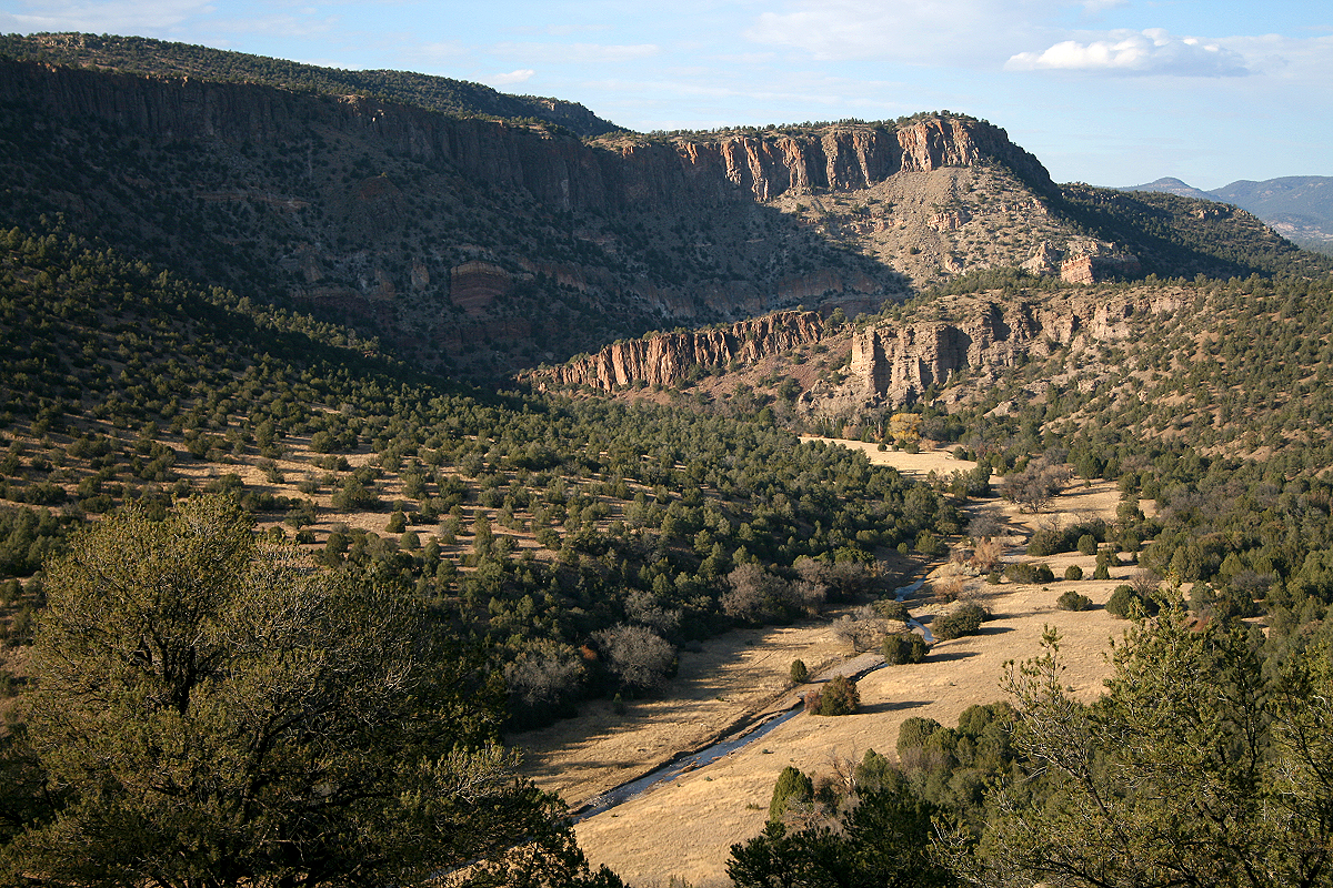 Tularosa River Basin