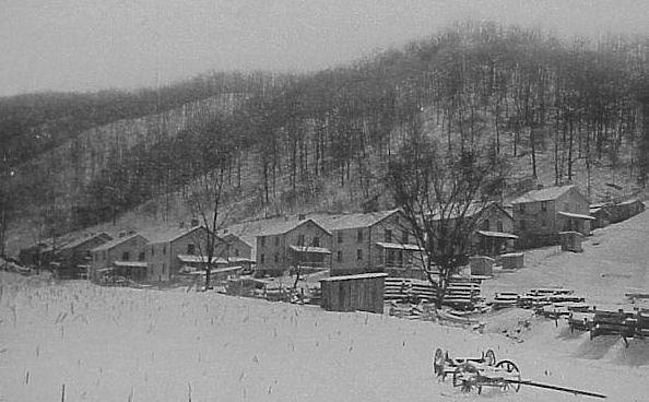 Kentucky Coal Patch Town