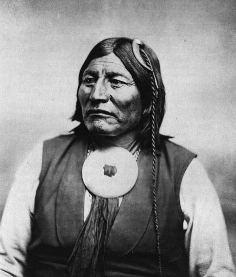 Comanche Chief