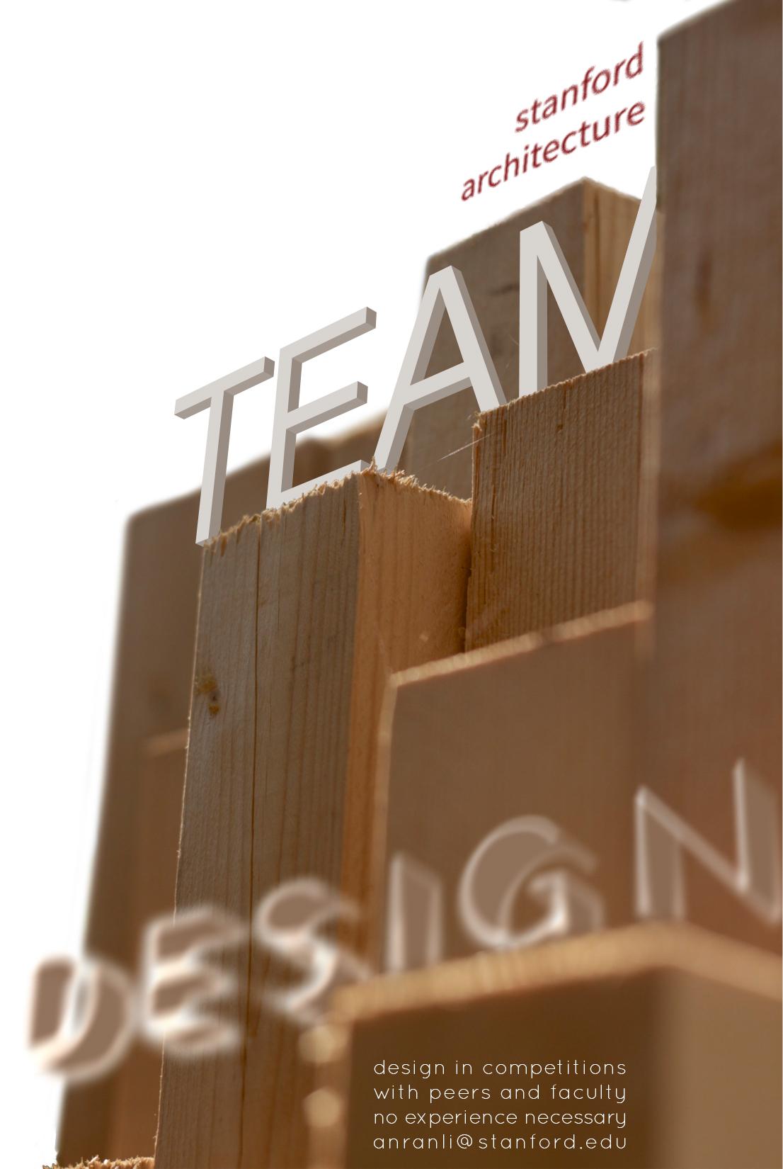 STanford ARchitecture TEam DEsign (STARTED)