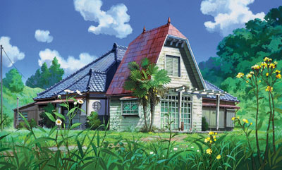 The Satsuki's country home