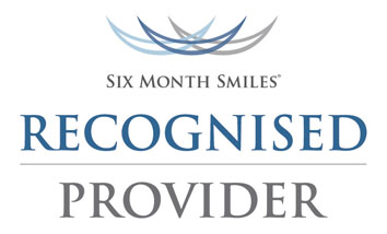 UK RECOGNISED PROVIDER LOGO Six Month Smiles
