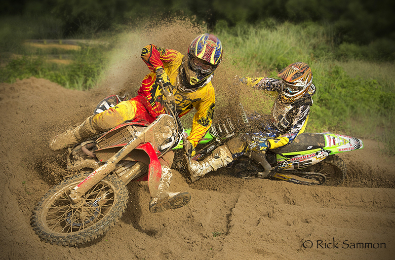 Our fastest action will be at the motocross track near Tampa.
