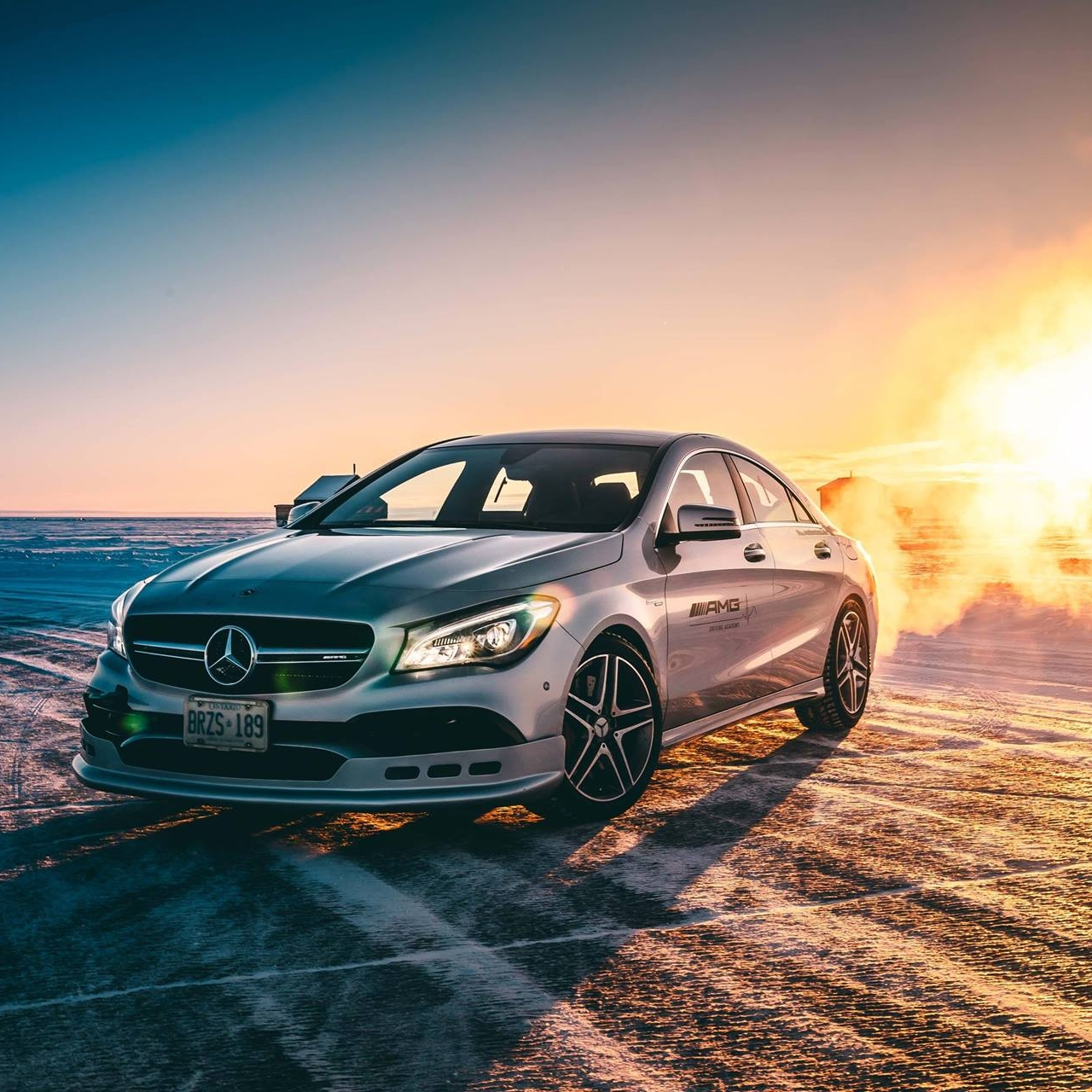 - We worked with R/GA and Mercedes-Benz on this amazing 360/VR experience featuring stunt driving from the AMG Driving Academy. We fully tapped into the new format, providing a dynamic, ambisonic/360 score and soundscape to this icy adventure - read more & watch with headphones to get the full effect!/// 360/VR spatialized + head-tracked original score, sound design, final mix