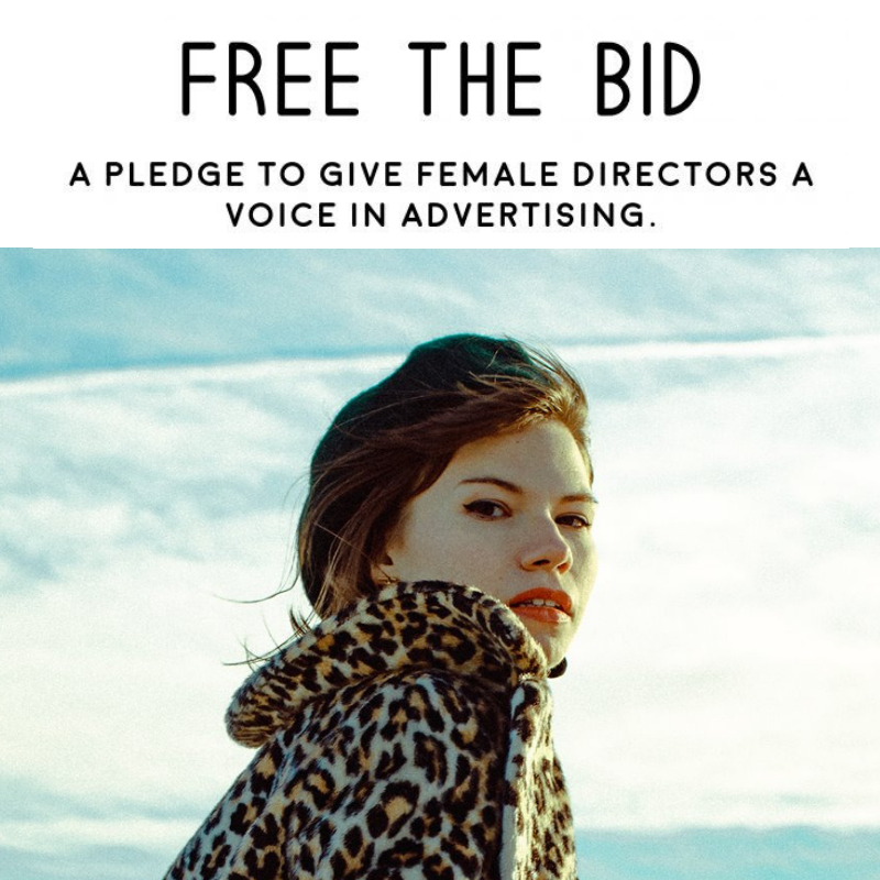 - We're so thrilled that our Creative Director and Partner, Deidre Muro was featured in Free the Bid's Women Composer Database Launch! Free the Bid is a non-profit initiative that advocates on behalf of women directors for equal opportunities in the advertising industry.See Deidre's feature on Free the Bid here!Learn more about the initiative and how you can get involved here!