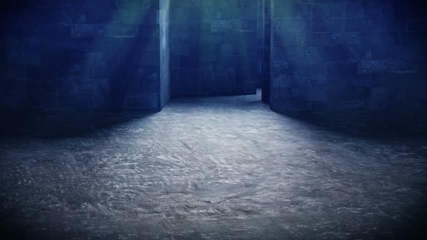 You continue through the maze... -