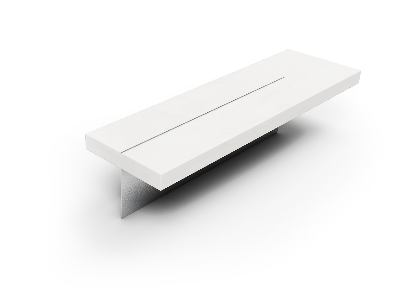 TILA bench by Stephane Chapelet for MyWay