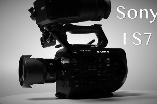 New school year means new equipment! Some of which include the Sony FS7 which is coming soon to Media Loans. How many of you are stoked to return in the fall?😊