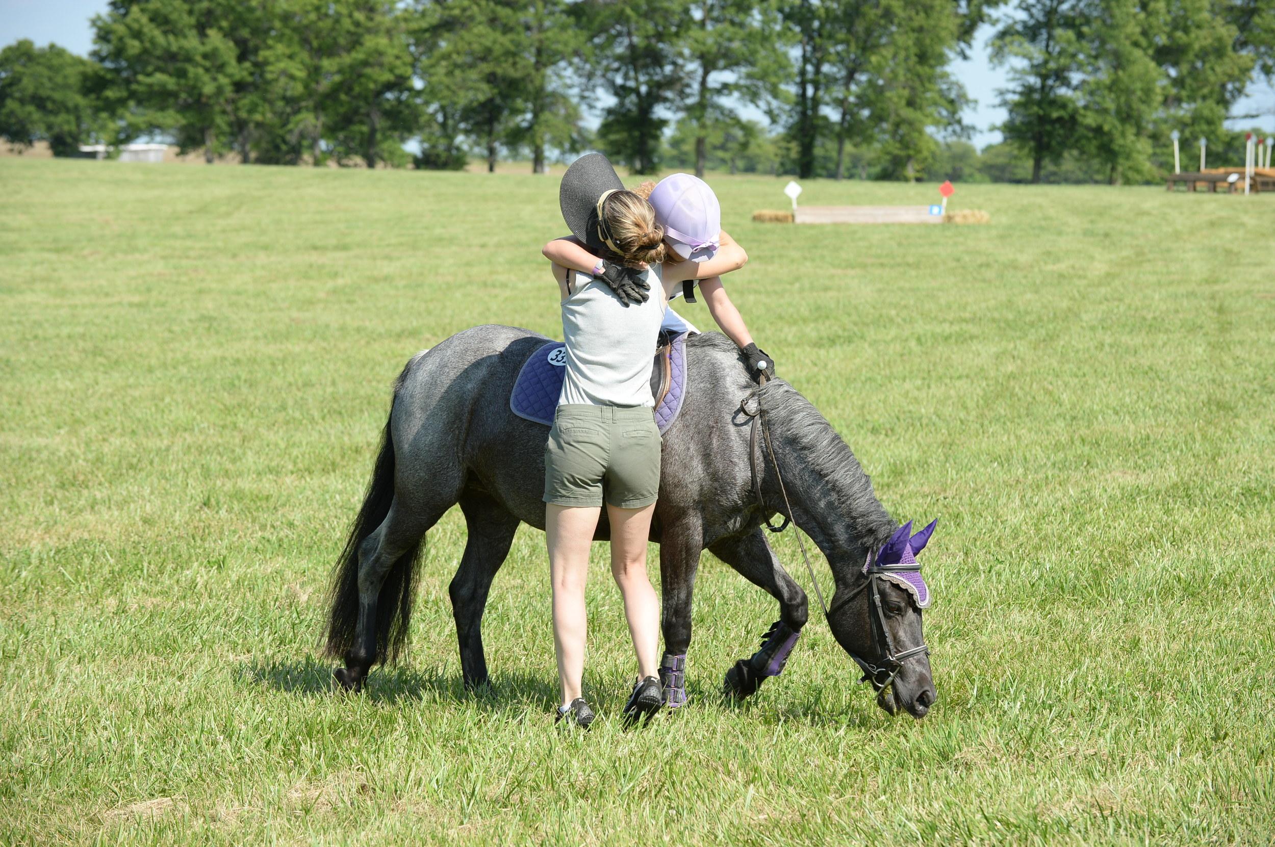 GRC Photo credit 2016, Seneca Valley PC Horse Trials