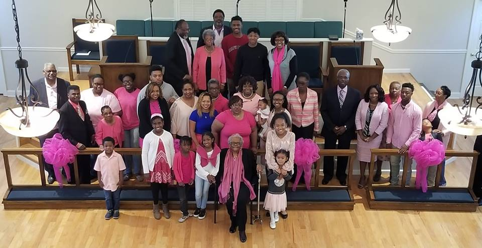 MURDOCK CHAPEL AME CHURCH - PINK SUNDAY - OCTOBER 21, 2918