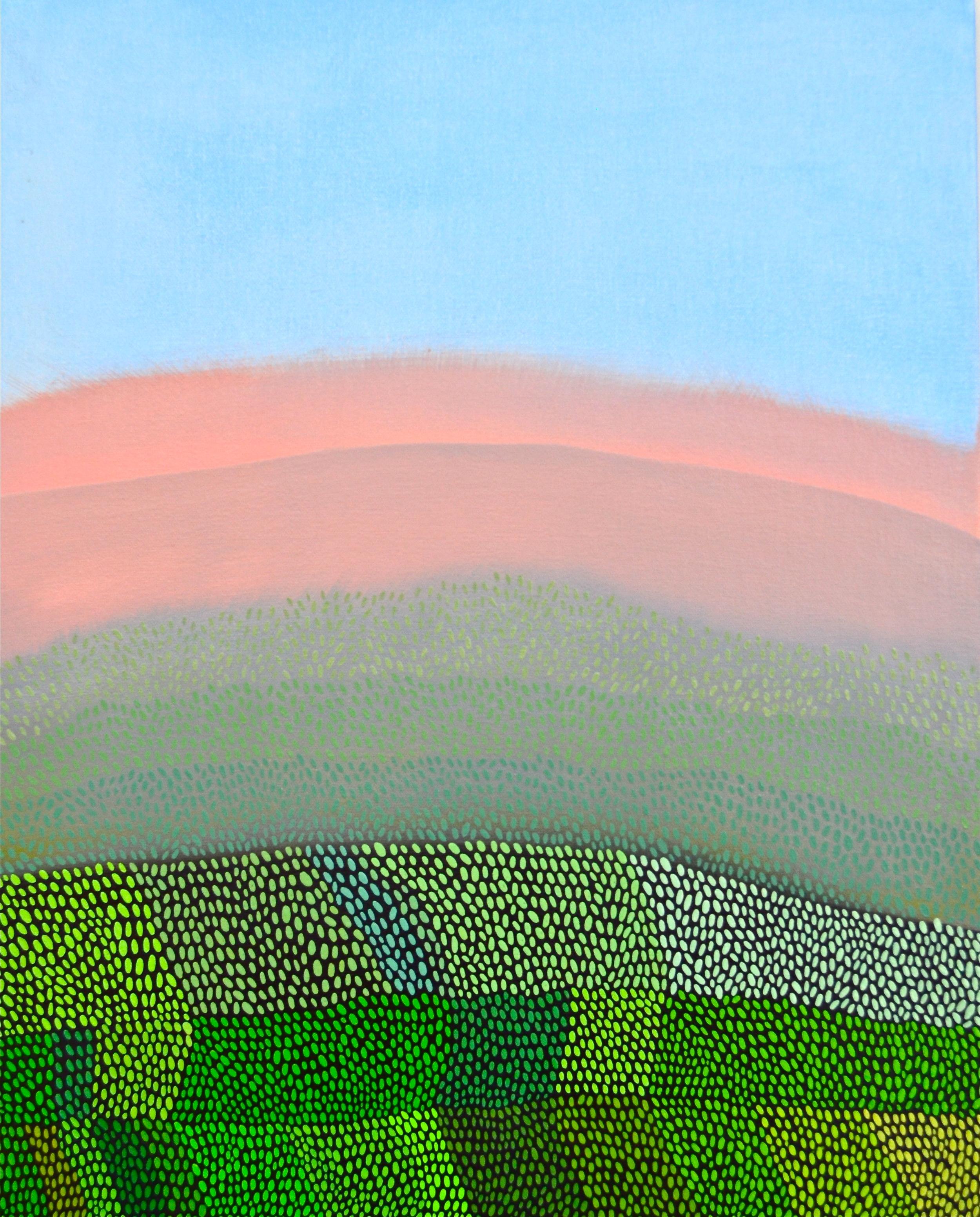 """""""Wet Season"""", oil on canvas over panel, 20"""" X 16"""", 2012"""