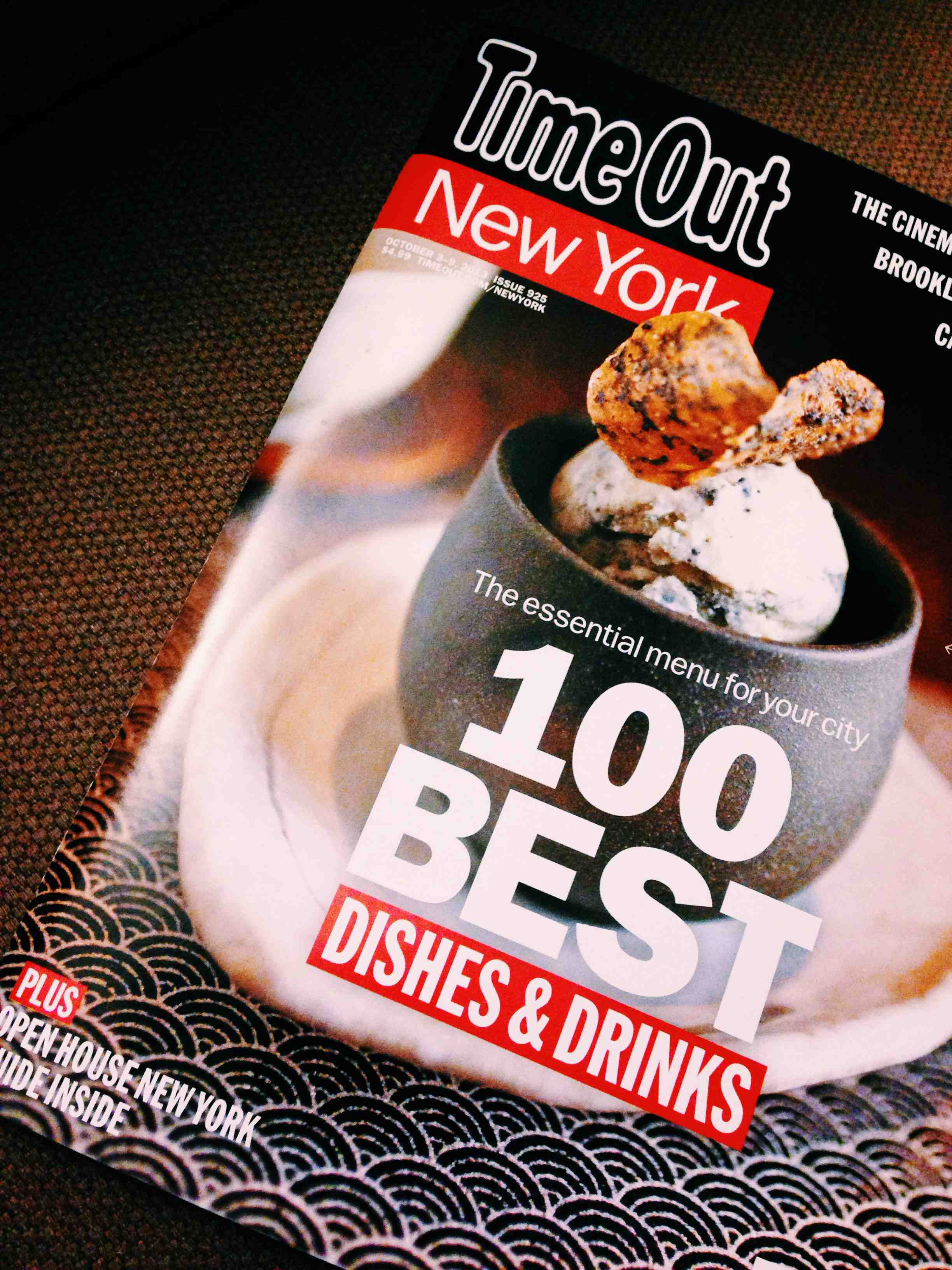 100 Best Dishes & Drinks